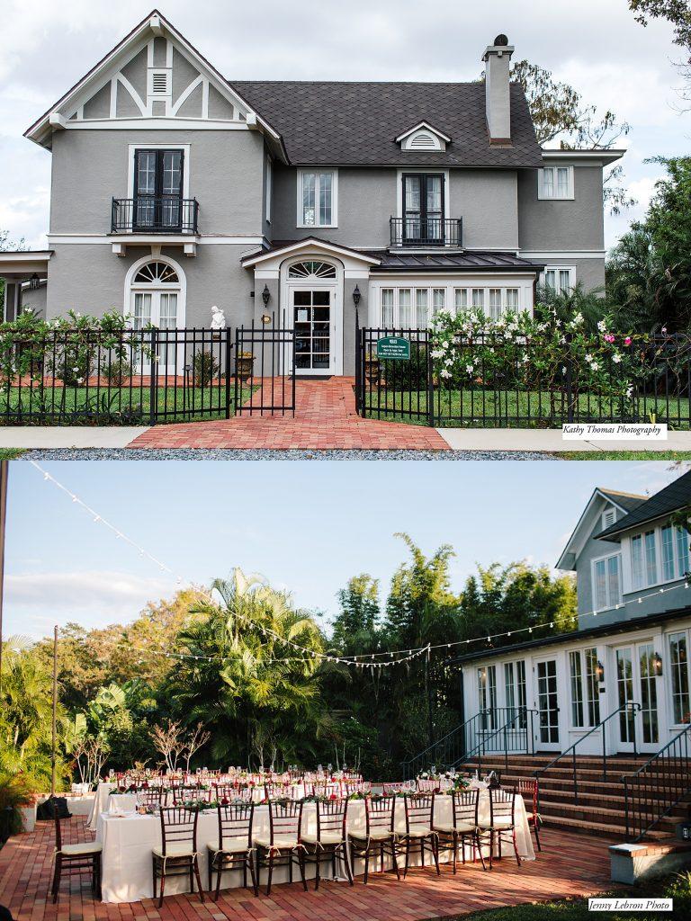photo of a wedding venue in Florida