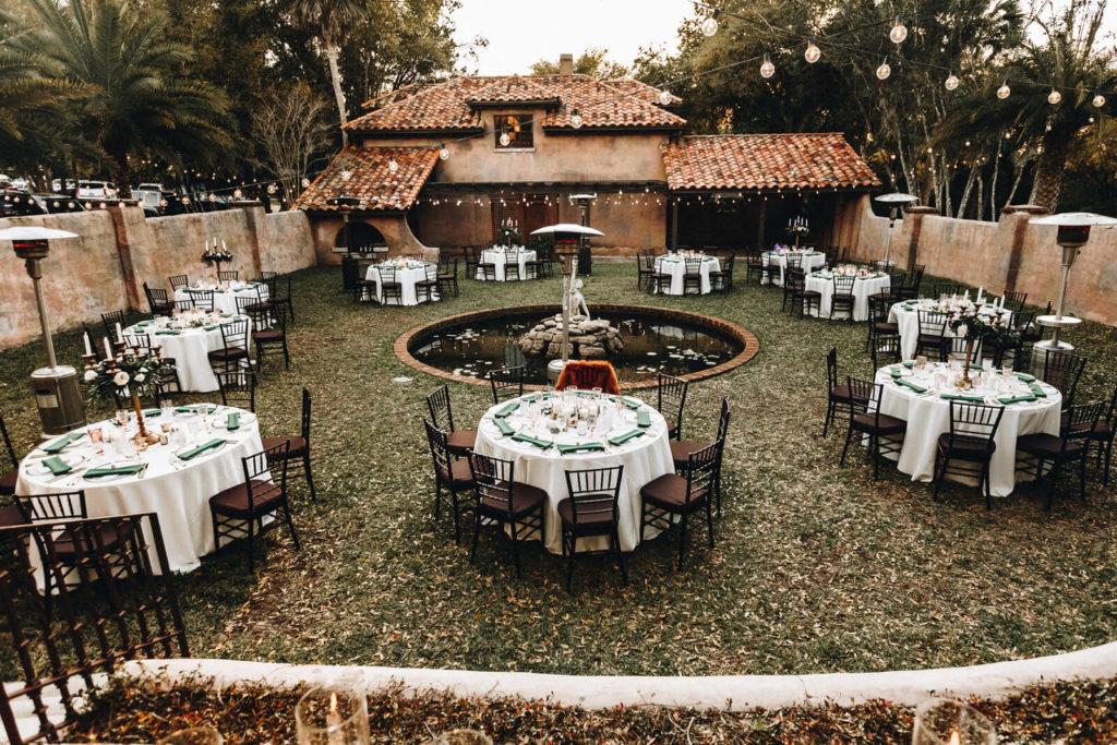 howey mansion wedding venue in florida