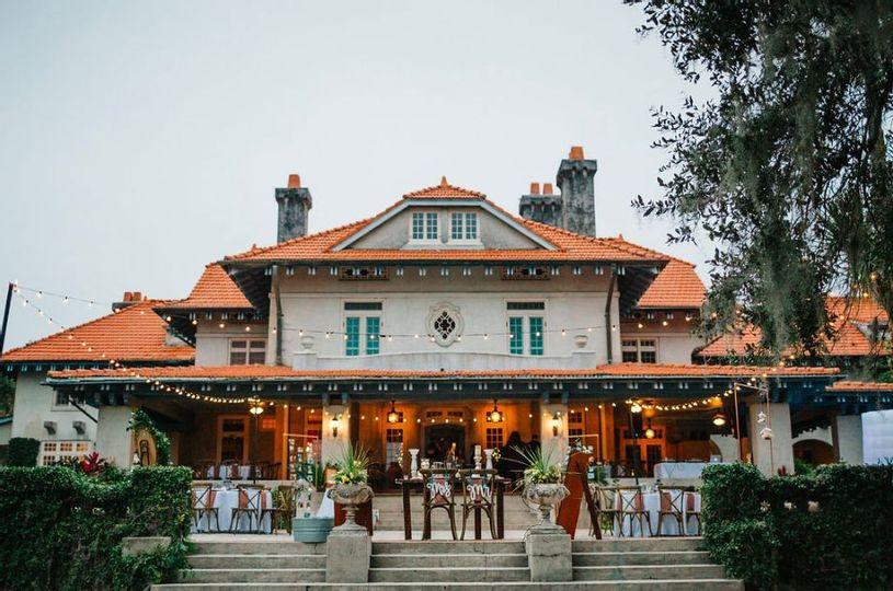 the sydonie wedding venue in florida