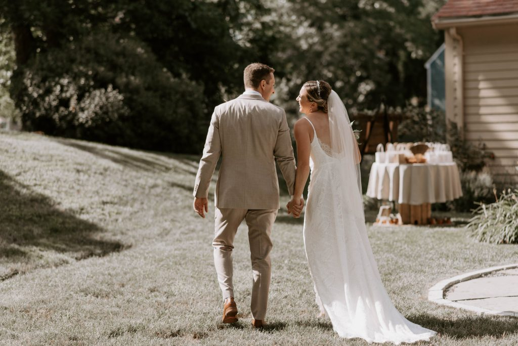 downsize intimate wedding