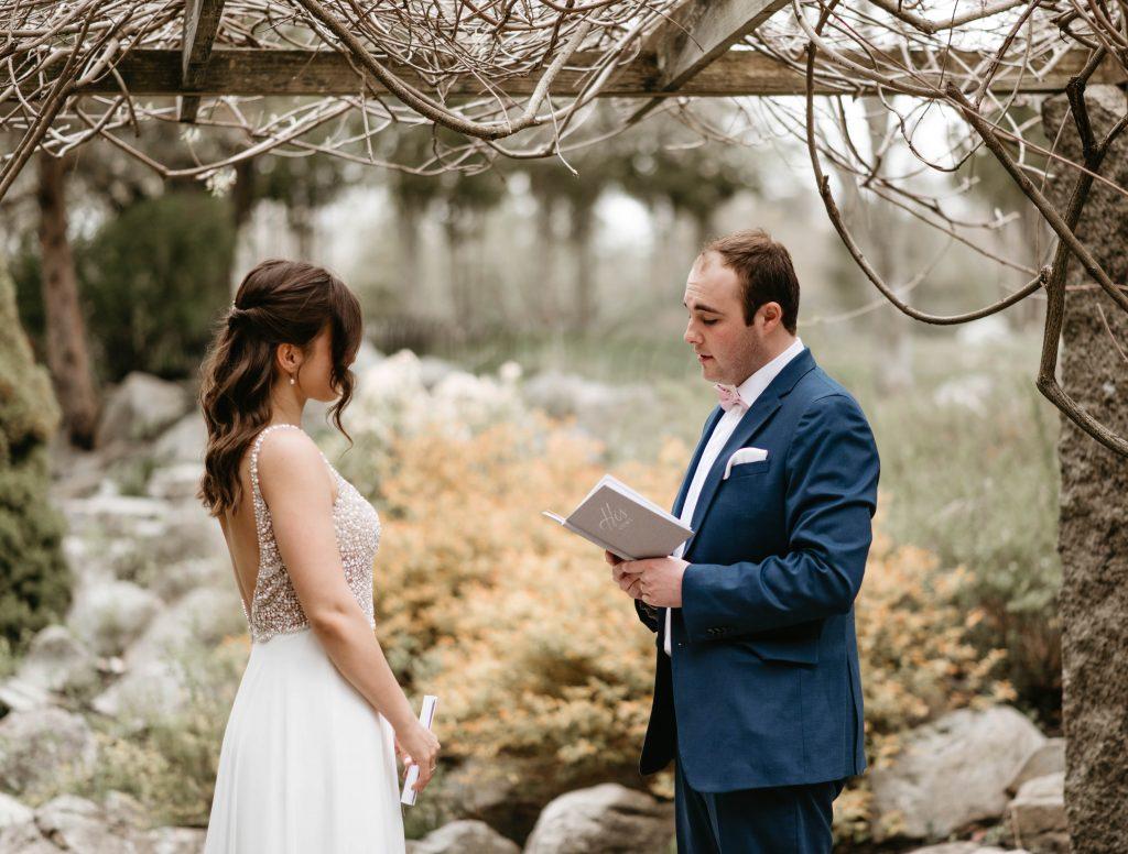elope covid wedding