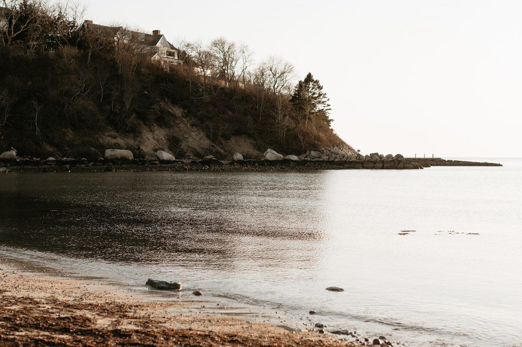 a beach in the cape